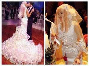 Christina Aguilera - šaty
