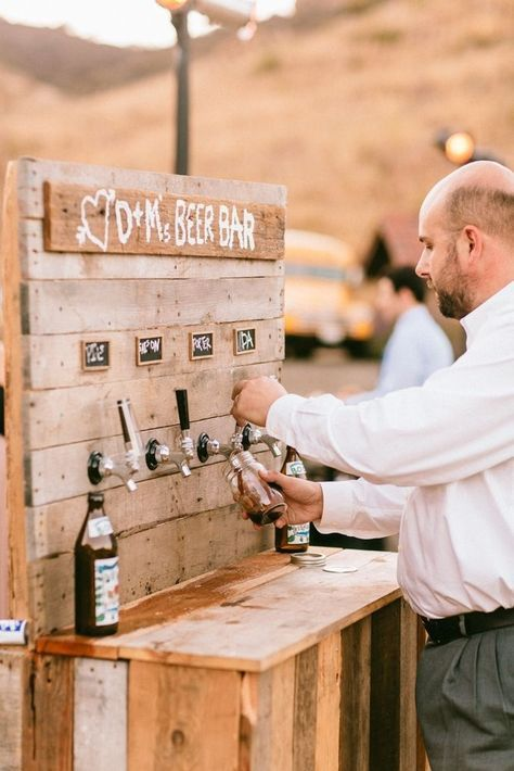 Různé druhy koutků - Pivo
