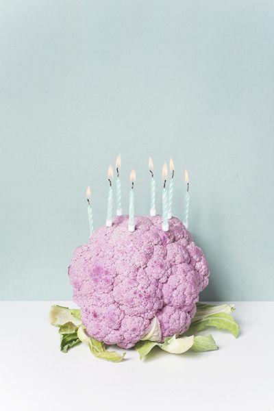 Zeleninová - A dort je vcukuletu hotovej :-D