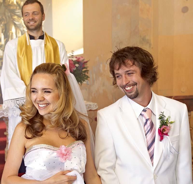 Svatby z filmů a seriálů - Babovřesky