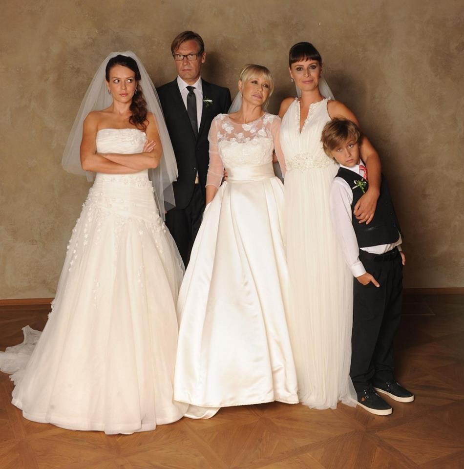 Svatby z filmů a seriálů - Jak se zbavit nevěsty