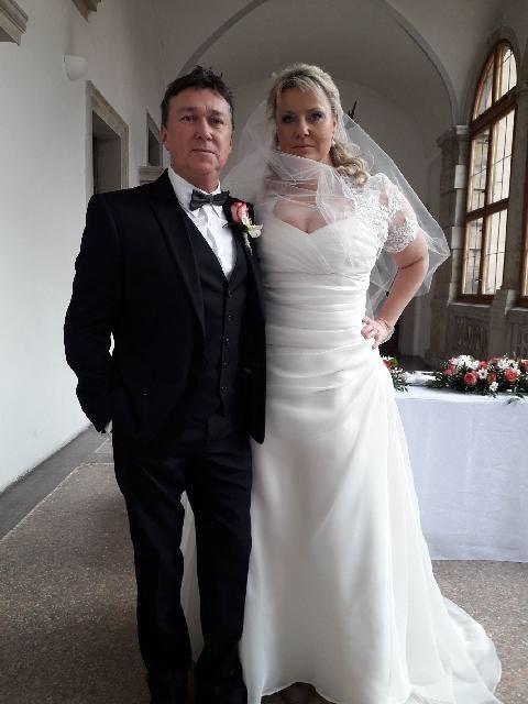Svatby z filmů a seriálů - Modrý kód