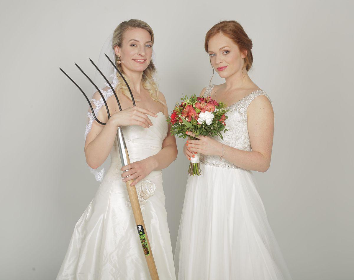 Svatby z filmů a seriálů - Dvě nevěsty a jedna svatba