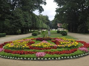 Park Michalov Přerov