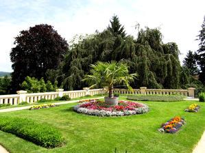 Lipník nad Bečvou - střešní zahrada