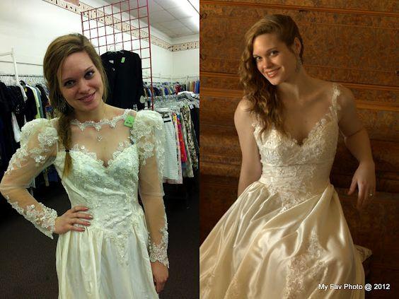 Maminčiny svatební šaty :) - Obrázek č. 61