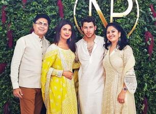 Priyanka Chopra a Nick Jonas (2018)