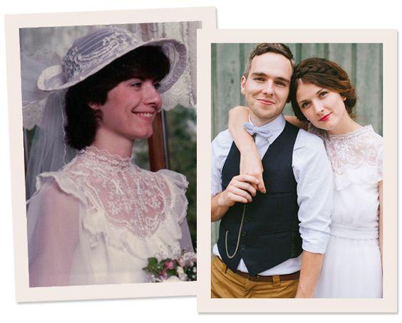 Maminčiny svatební šaty :) - Obrázek č. 62