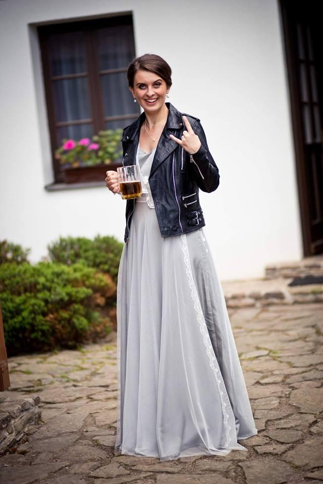 Svatební šaty - Marie Mukařovská - Obrázek č. 130