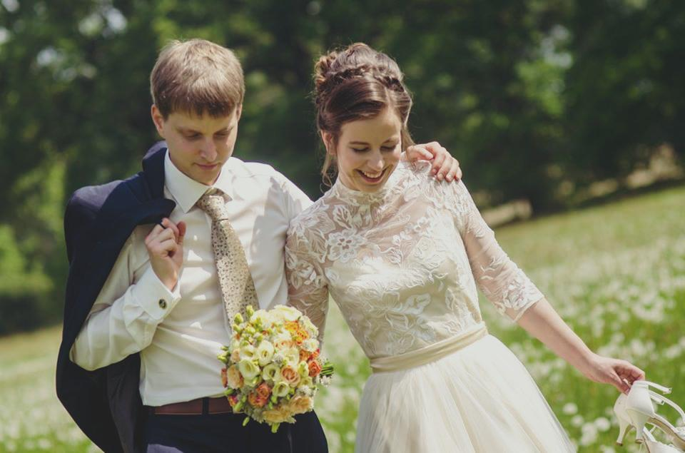 Svatební šaty - Marie Mukařovská - Obrázek č. 131