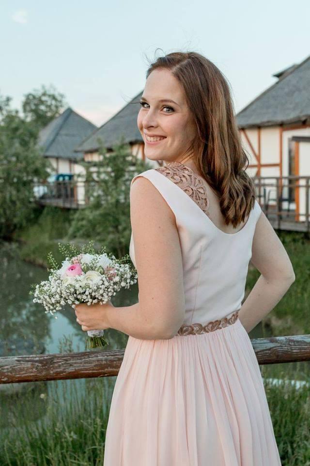 Svatební šaty - Marie Mukařovská - Obrázek č. 134