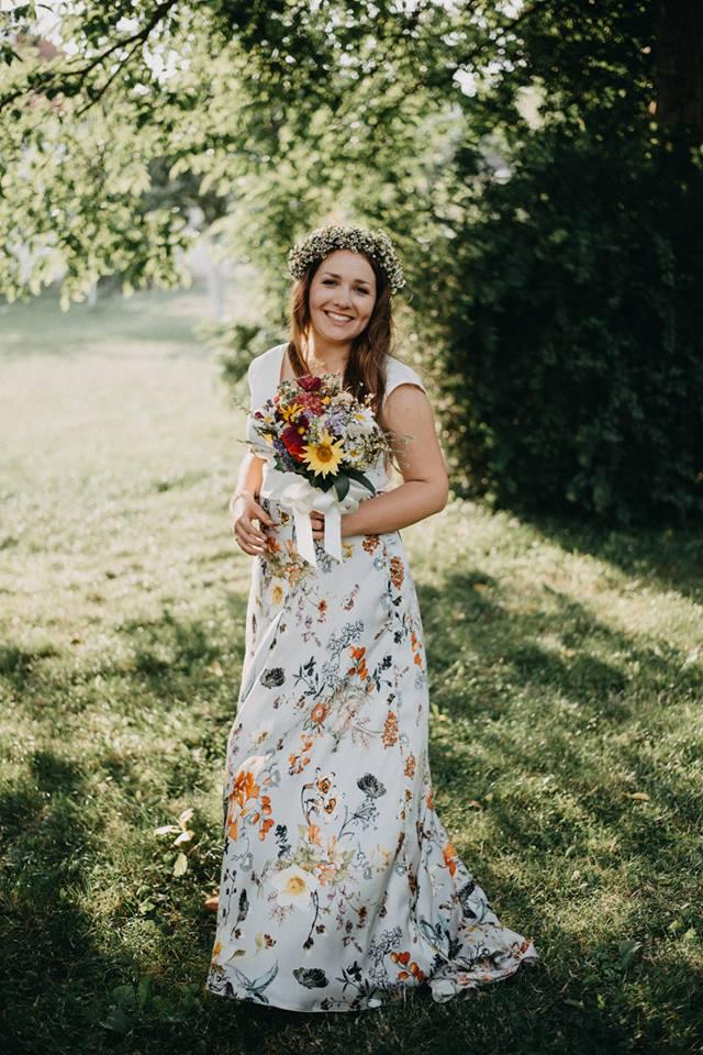 Svatební šaty - Marie Mukařovská - Obrázek č. 137