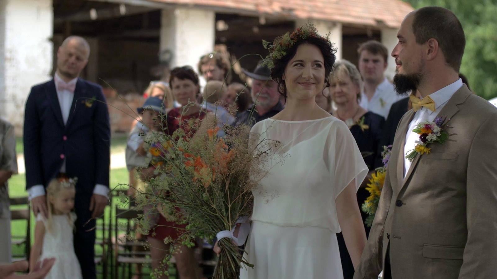 Svatební šaty - Marie Mukařovská - Obrázek č. 140