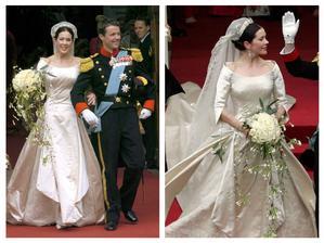 Dánský korunní princ Frederik a Mary Donaldson (2004)