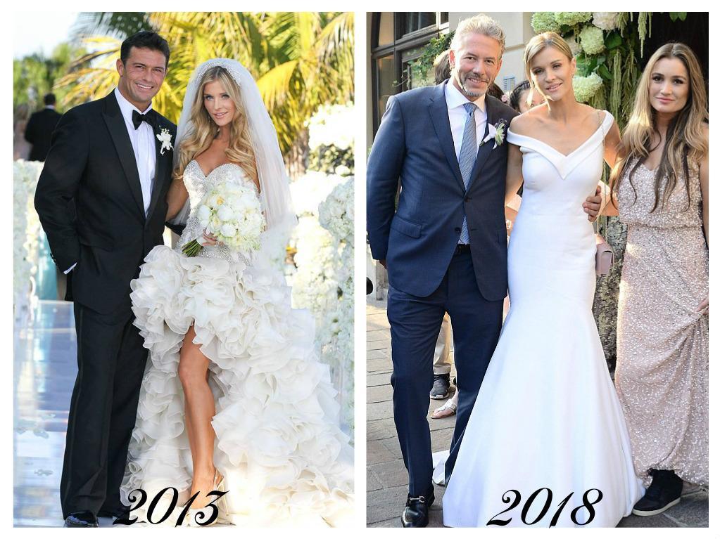 Celebrity - nevěstou dvakrát, třikrát i osmkrát :-D - Joanna Krupa