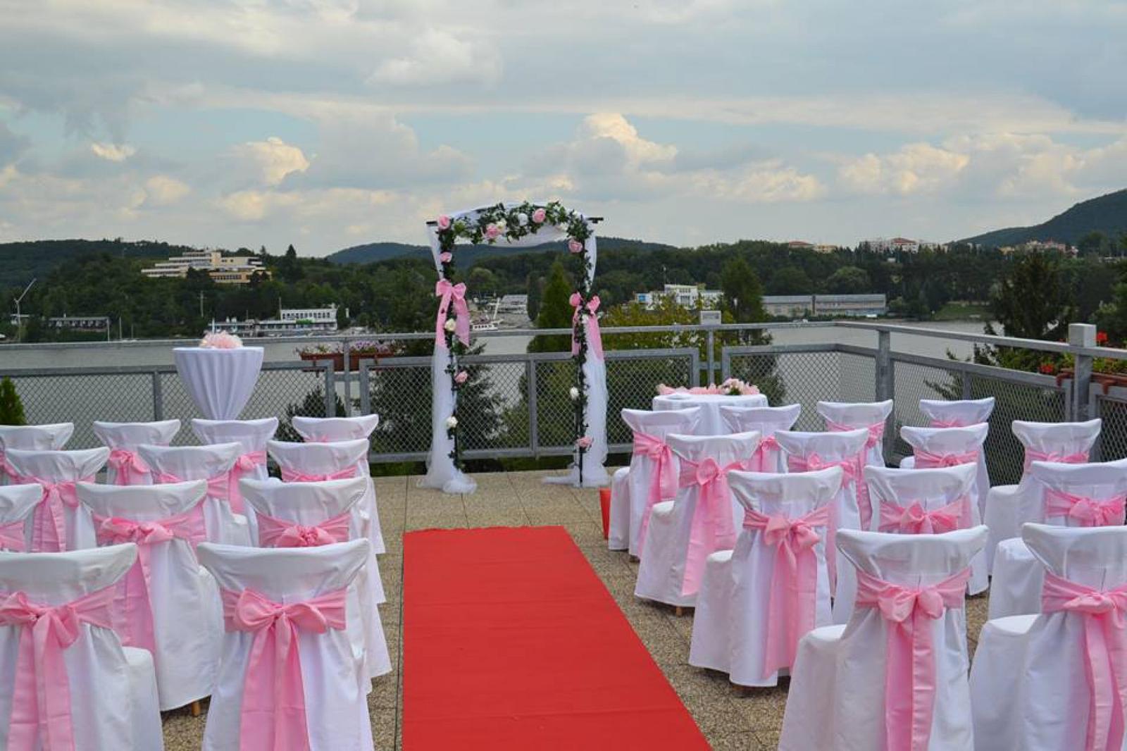 Místa pro svatbu - Hotel Rakovec