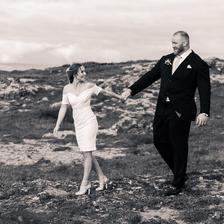Hafþór Júlíus Björnsson a Kelsey Henson (2018)