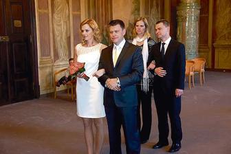 Světlana Zárubová a Petr Witowski (2010)