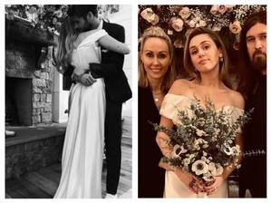 Miley Cyrus a Liam Hemsworth (2018)