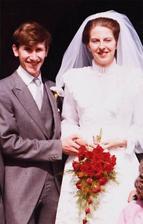 Theresa Brasier a Philip May (1980)