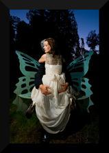 Ty křídla jsou krásné