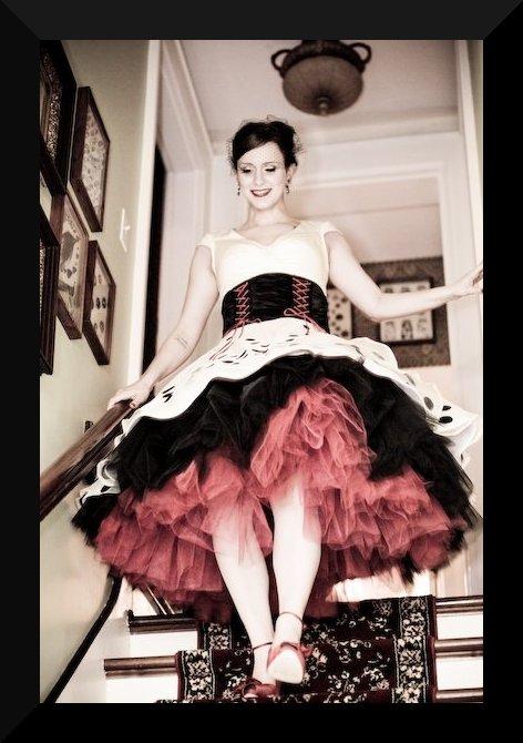 Tradičně i netradičně - Krásné šaty :)