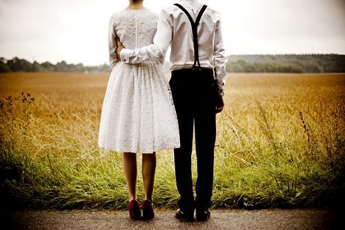 Foto - ženich a nevěsta - Obrázek č. 214