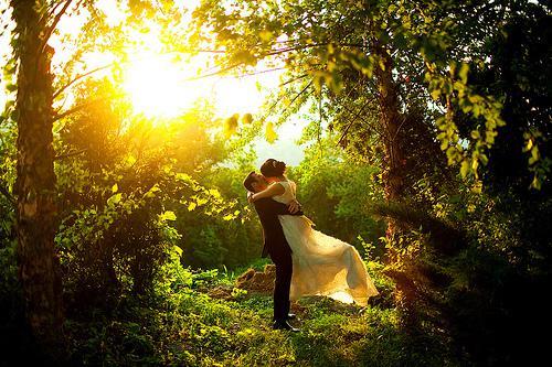 Foto - ženich a nevěsta - Obrázek č. 226