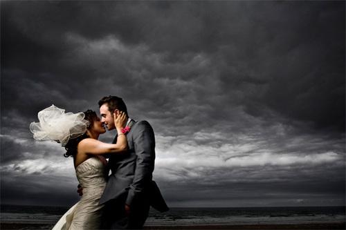 Foto - ženich a nevěsta - Obrázek č. 152