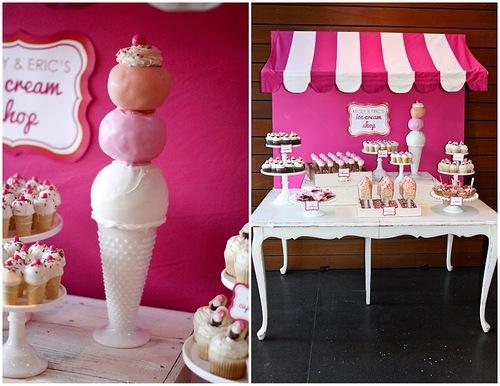Stoly se sladkostmi - Obrázek č. 4