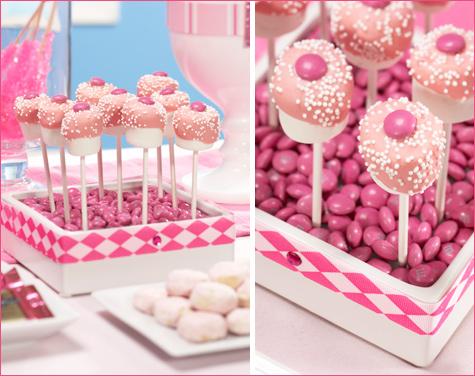 Stoly se sladkostmi - Obrázek č. 33
