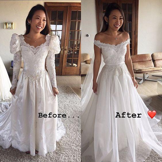 Maminčiny svatební šaty :) - Obrázek č. 64