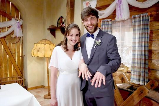 Svatby z filmů a seriálů - Slunečná