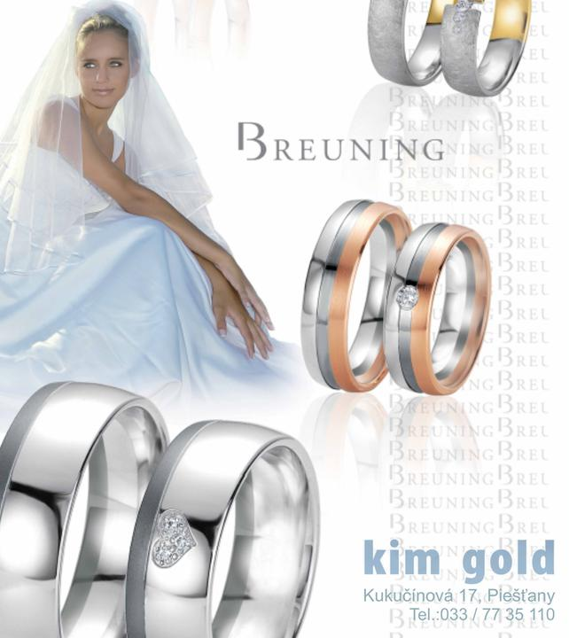 KIM GOLD s.r.o. - Breuning