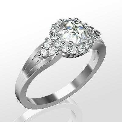 Zásnubné  prstene - kolekcia 2014 - Obrázok č. 3