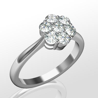 Zásnubné  prstene - kolekcia 2014 - Obrázok č. 4