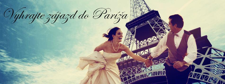 Vyhraj zájazd do Paríža .... - Kúp si obrúčky a vyhraj zájazd do Paríža .....