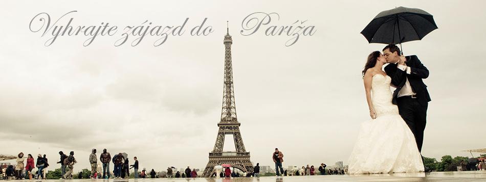 Vyhraj zájazd do Paríža .... - Obrázok č. 2