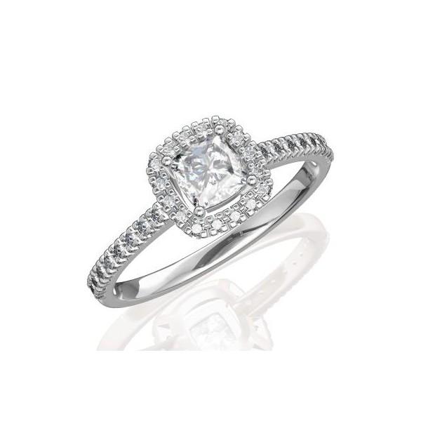 Nové zásnubná prstene v ponuke KIM GOLD - R079