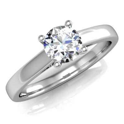 Nové zásnubná prstene v ponuke KIM GOLD - R076