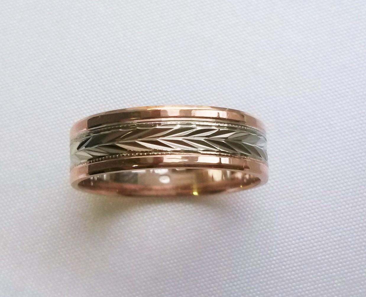 Široké snubní prsteny jsou v kurzu :-) - Obrázek č. 5