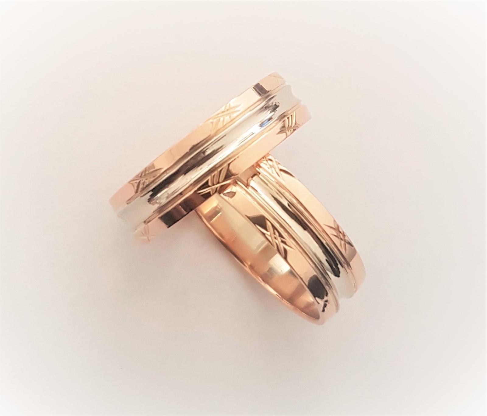 Výroba prstenu podle vzoru starého 50 let :-) - Obrázek č. 1