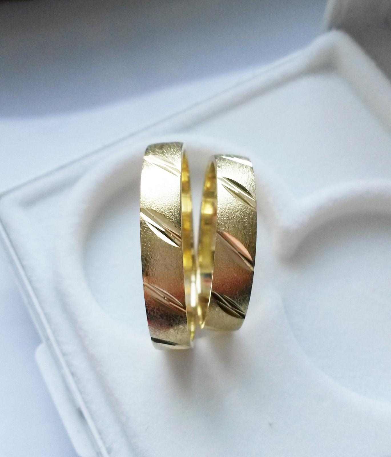 Dilema se snubními prsteny? - Obrázek č. 7