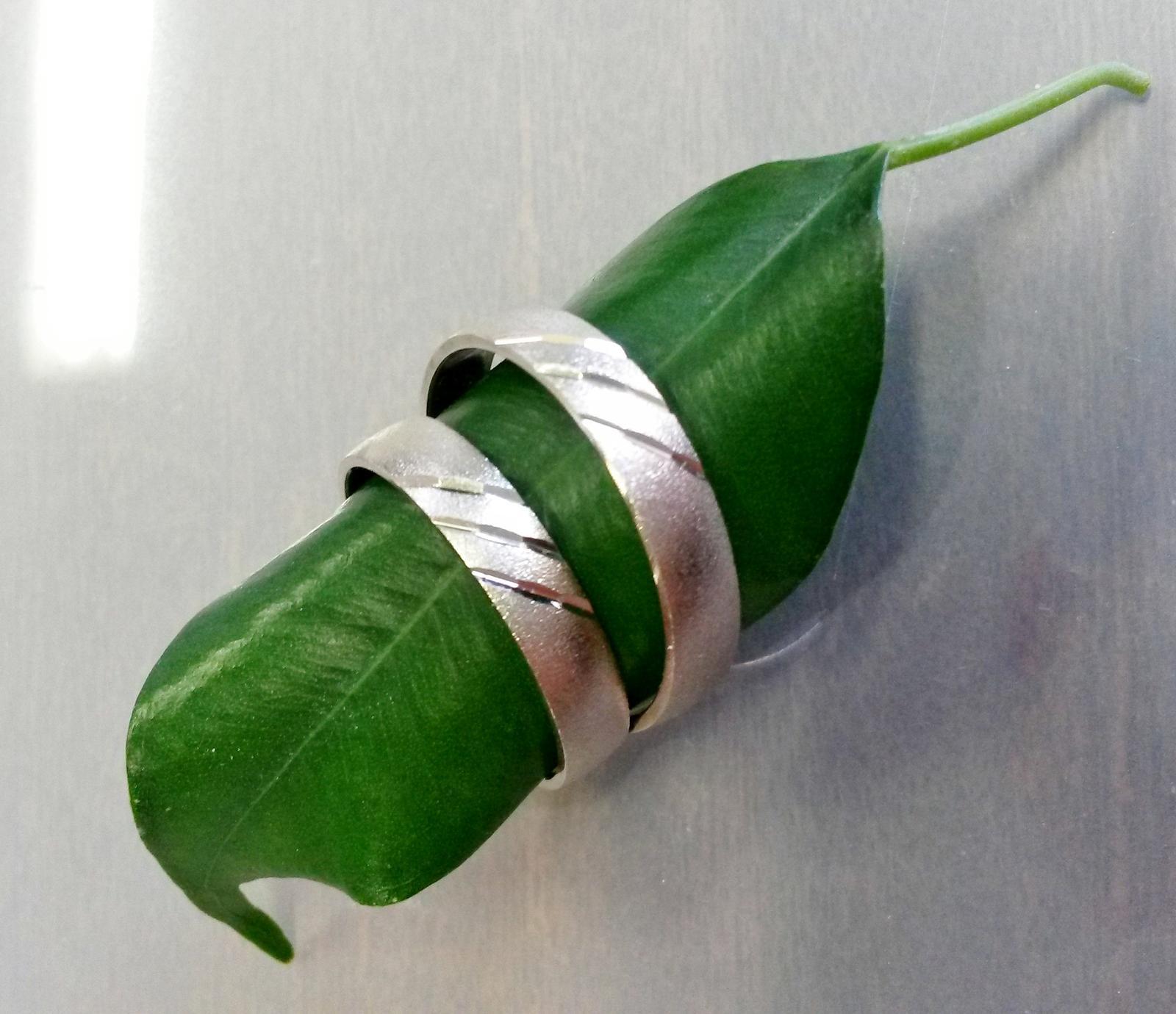 Dilema se snubními prsteny? - Obrázek č. 8