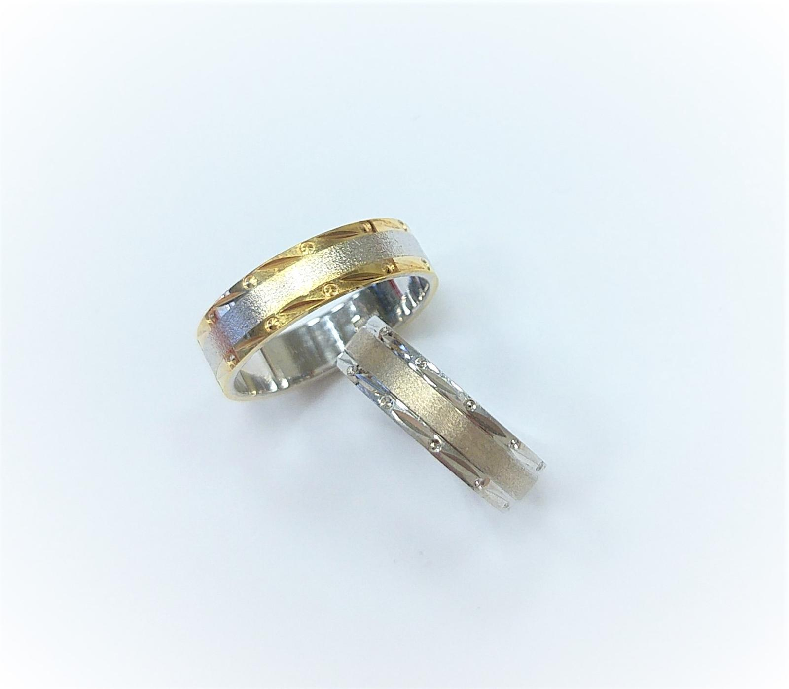 Ochutnávka nových snubních prstenů... - Obrázek č. 2
