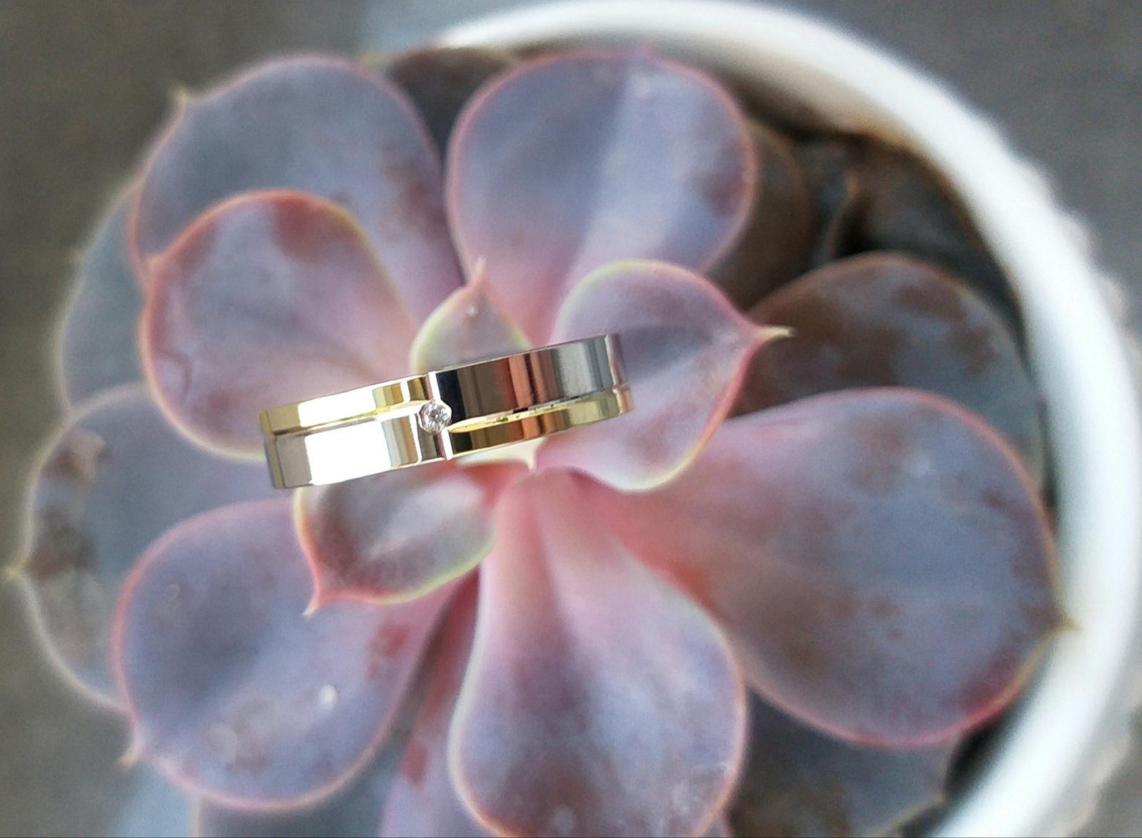 Nové modely snubních prstenů Benet - Obrázek č. 1