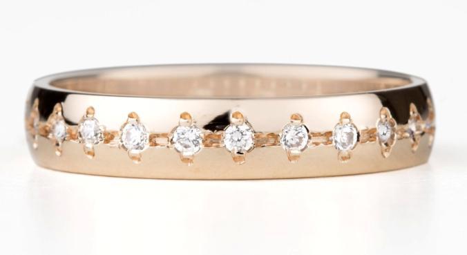 Briliantové snubní prsteny..... - Obrázek č. 2