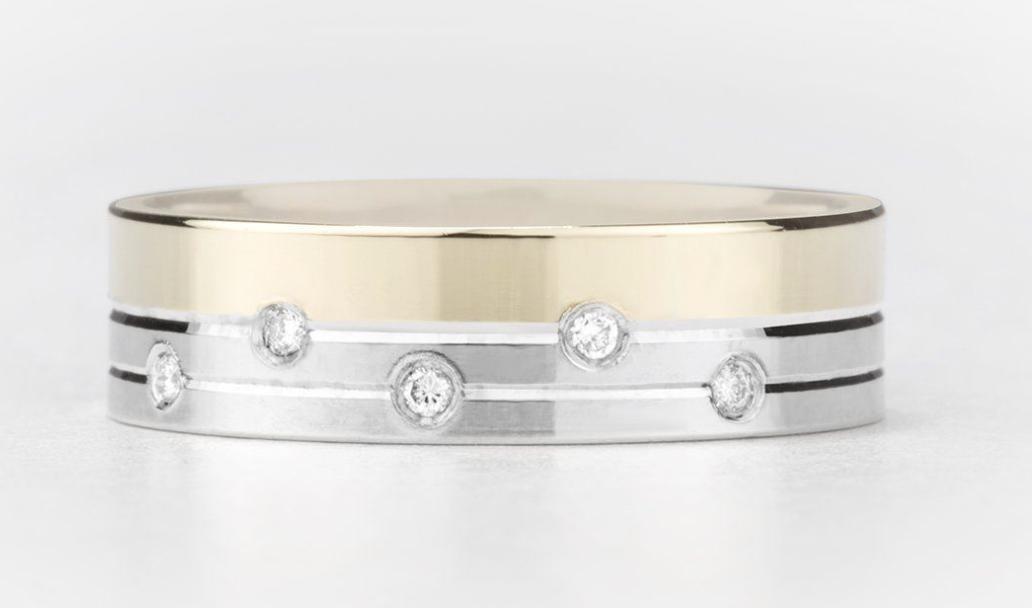 Briliantové snubní prsteny..... - Obrázek č. 3