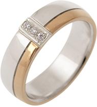 Masívní snubní prsteny značky Benet - model 786 - Obrázek č. 1