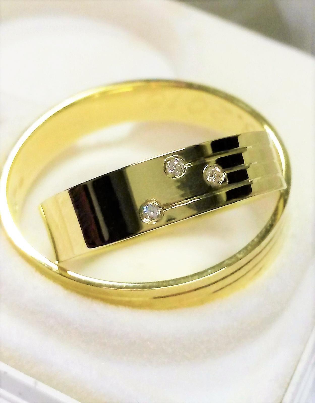 Snubní prsten Benet 867 - Obrázek č. 1